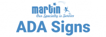 Martin ADA Signs